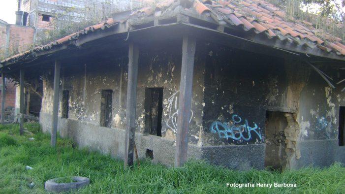 Abandono, soledad y olvido, la triste historia de las estaciones del ferrocarril en Bosa, Soacha y Sibaté