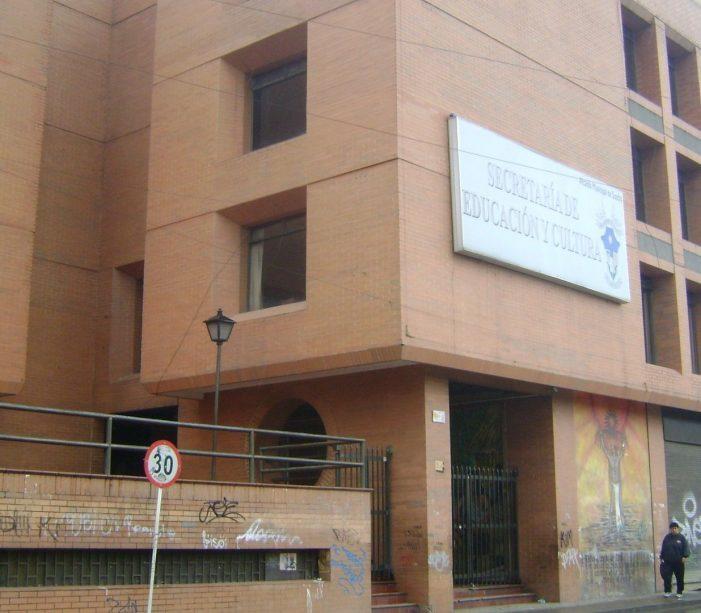 La accidentada historia del Centro Cultural de Soacha