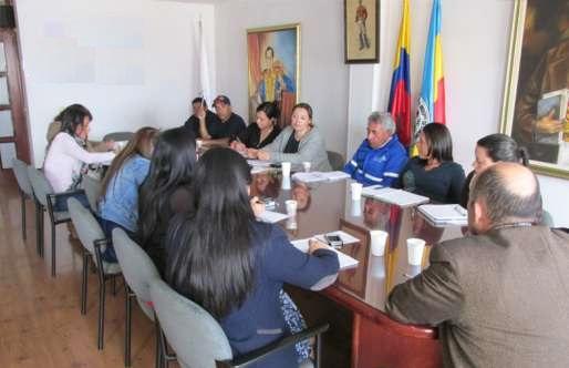 La CAR participó en Consejo Municipal para la gestión del riesgo de desastres en Soacha