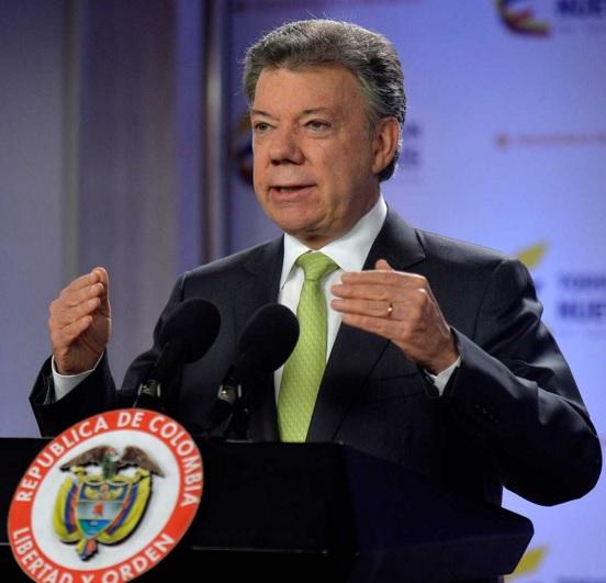 Texto de la alocución del Presidente Juan Manuel Santos que abre oficialmente los Diálogos de Paz