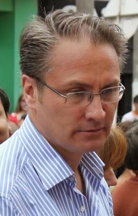 Juan Carlos Nemocón, alcalde de Soacha