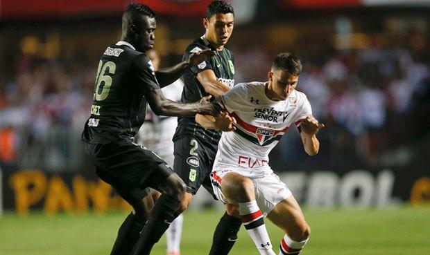 Nacional a 90 minutos de llegar a la final de la Copa Libertadores