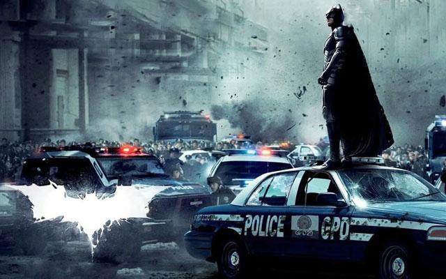 Batman, el caballero de la noche asciende