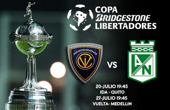 Confirmados las fechas y los horarios para los juegos finales de la Copa Bridgestone Libertadores 2016