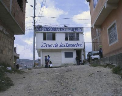 Informe de la Defensoría advierte expansión del riesgo de violaciones a DDHH en Soacha