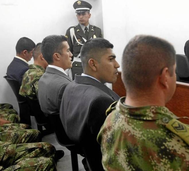 "Se inicia juicio contra 29 militares por ""falsos positivos"" en Soacha"