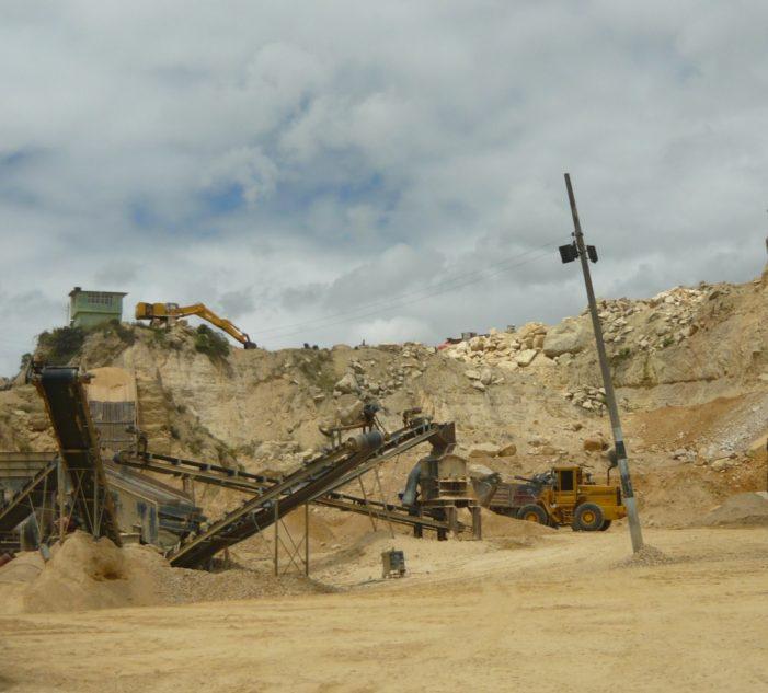 Duro golpe contra la minería ilegal en Soacha