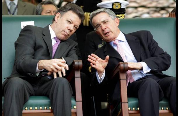 La polémica carta de reconciliación de Santos a Uribe