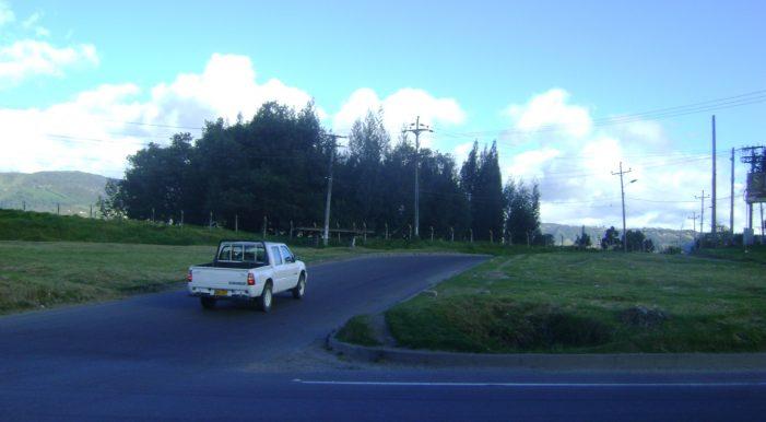 Adjudicado contrato de interventoría a obras en vía de acceso al municipio de Sibaté