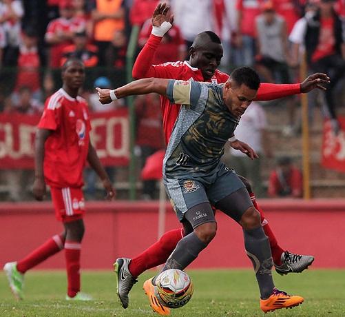 Empate de América y Tigres 1-1 en Soacha