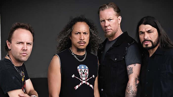 Metallica estrenará nuevo disco