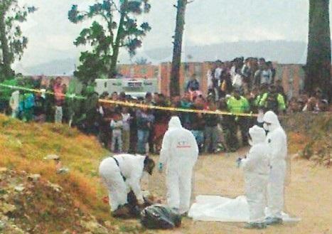 Encuentran descuartizados a dos hombres en un paraje de la Veredita en Soacha