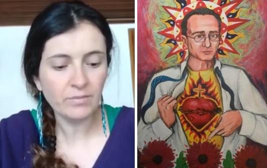 """Los """"memes"""" del escándalo por el cuadro del Sagrado Corazón de Uribe"""