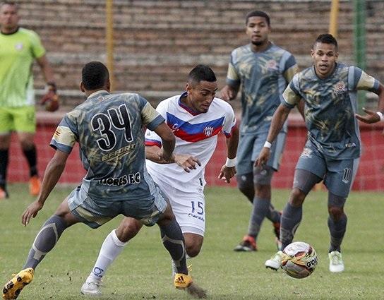 Tigres F.C. y Unión Magdalena empatan 0-0 enSoacha