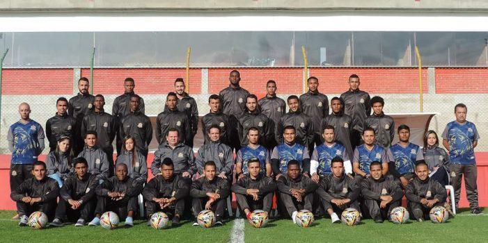 Tigres de Soacha clasificó al cuadrangular final de la Primera B