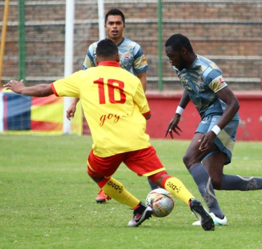 Victoria de Tigres 1-0 sobre Bogotá en inicio de cuadrangulares finales