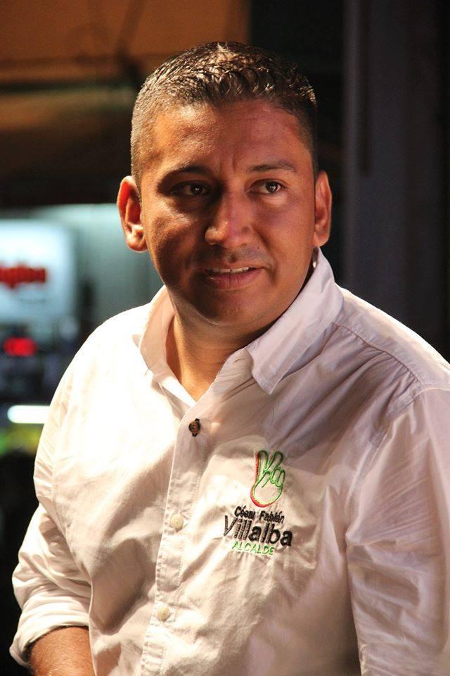 César Fabián Villalba Acevedo, alcalde de Girardot.