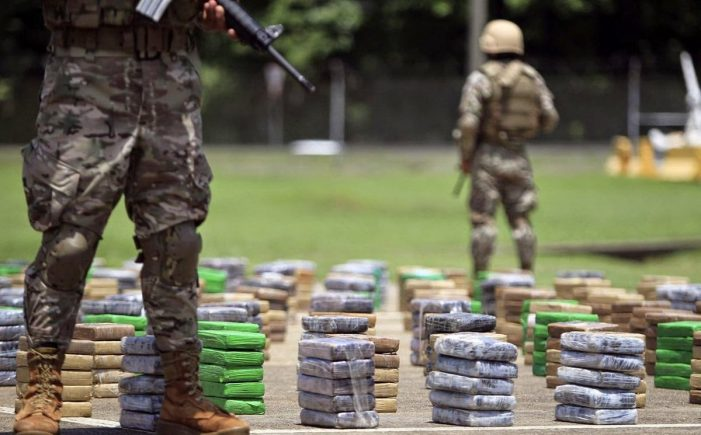 Capturados traficantes de narcóticos a Argentina y Chile
