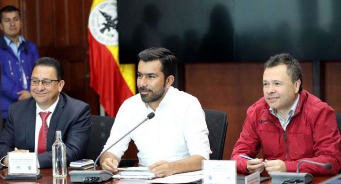 Gobernador posesiona a nuevos Consejeros Territoriales de Cundinamarca