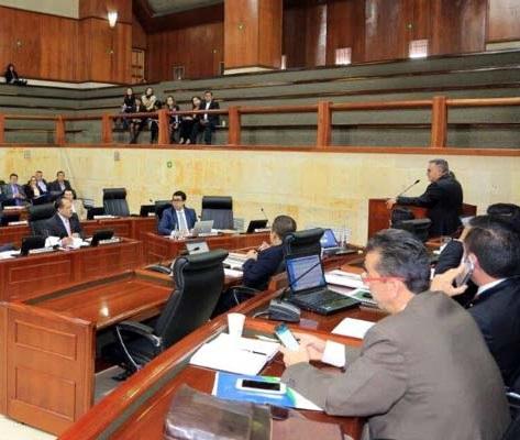 Asamblea de Cundinamarca aprobó financiación de Fases II y III de TransMilenio a Soacha