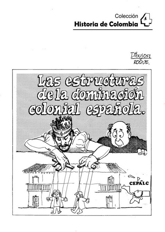 La Historia de Colombia (4)