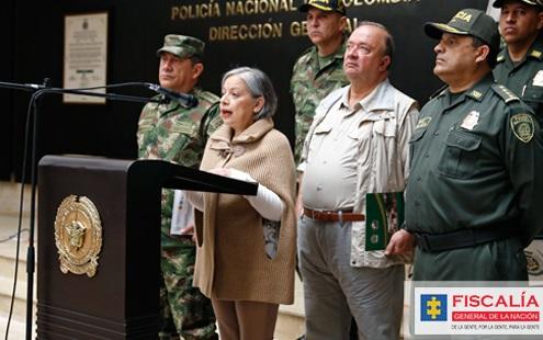Ofensiva nacional contra la extorsión: 197 capturas