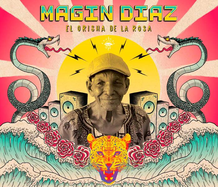 Conferencia: Identidad y nación en los bullerengues de Magín Díaz