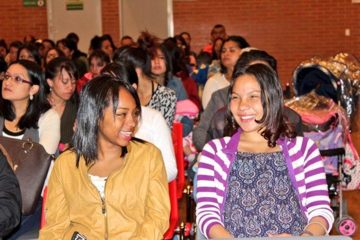 En Soacha hay más de 1.800 mamás adolescentes