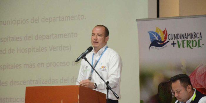 Cundinamarca líder en reducción de huella de carbono en sus municipios