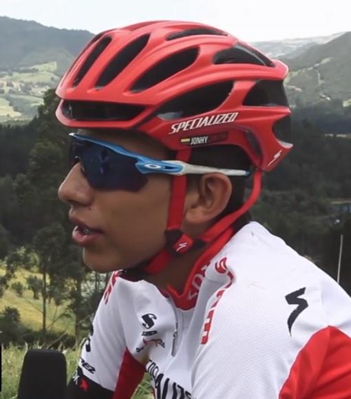 """Jonathan Cantor: """"Cerraré mi temporada 2017 con la Copa Mezuena de Ciclomontañismo en Chía"""""""