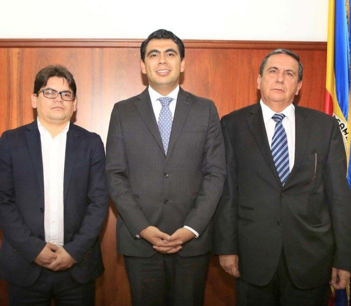 """Julián Sánchez """"Perico"""" es el nuevo presidente de la Asamblea de Cundinamarca"""