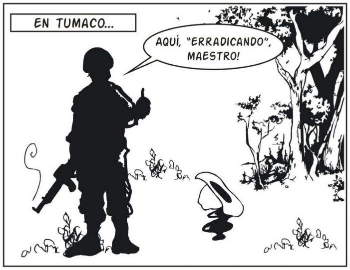 Masacre de campesinos en Tumaco….