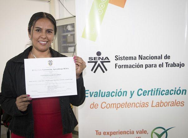 El SENA certifica laboralmente a 281 madres comunitarias de Soacha