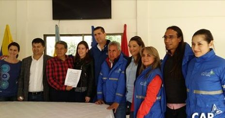 CODENSA, CAR y Alcaldía de Soacha reforestarán zona de influencia de la Subestación de energía Compartir