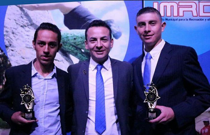 Los mejores deportistas de Soacha en 2017 fueron homenajeados por el IMRDS