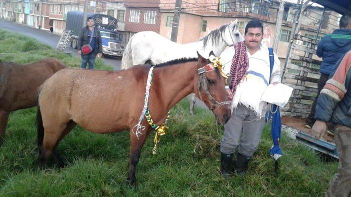 Alcaldia de Soacha inicia sustitución de vehículos de tracción animal