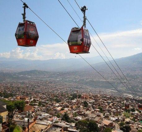 El Metrocable llega a Ciudad Bolívar