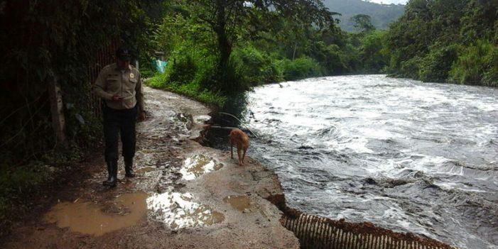 Alerta amarilla en zonas de riesgo por temporada invernal en Cundinamarca