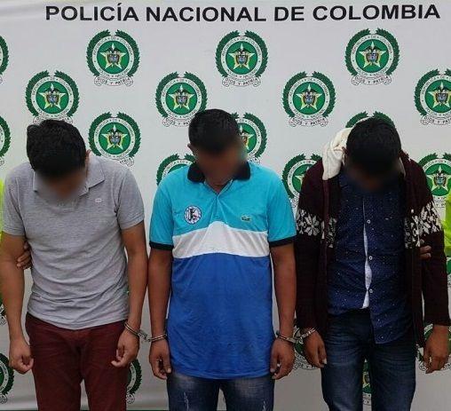 """Desmantelada la banda """"Los del Sur"""" y detenidos tres de sus integrantes"""