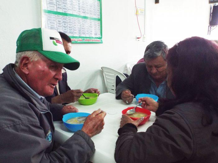 Soacha garantiza alimentación a beneficiarios de comedores comunitarios