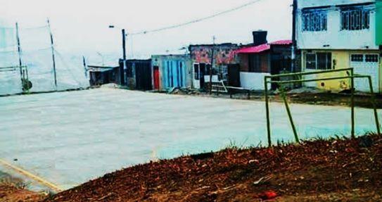 Triple homicidio en el barrio San Martín de Soacha