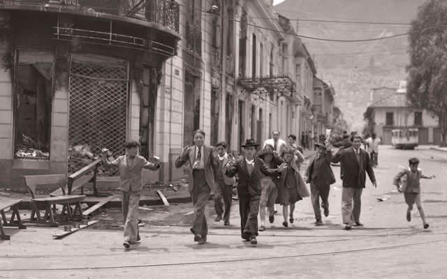 Tertulia: Representaciones del conflicto después del Bogotazo