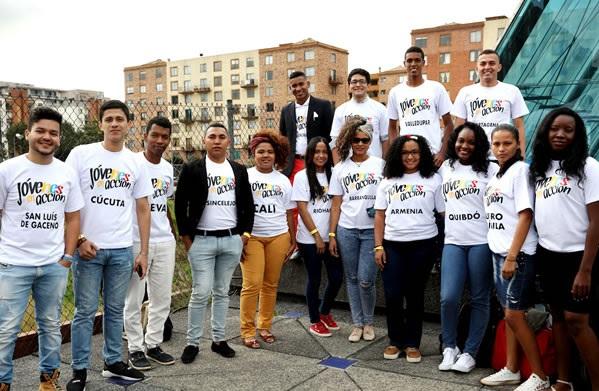 Beneficiados de Jóvenes en Acción empiezan a recibir sus incentivos desde éste 25 de abril