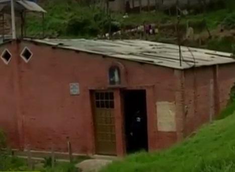 Secta asaltó parroquia de Soacha para realizar prácticas satánicas