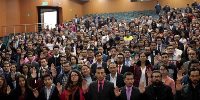 521 docentes se posesionaron en Cundinamarca