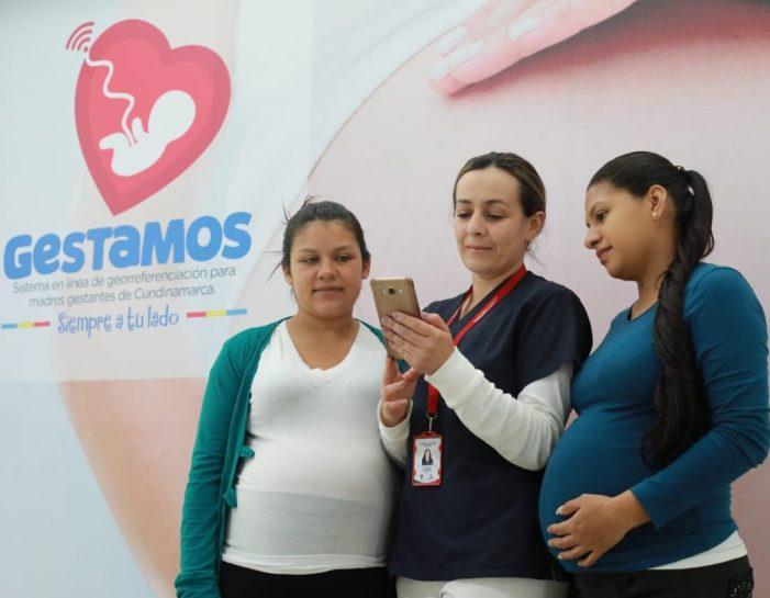 """""""Gestamos"""", aplicativo tecnológico que salva vidas"""