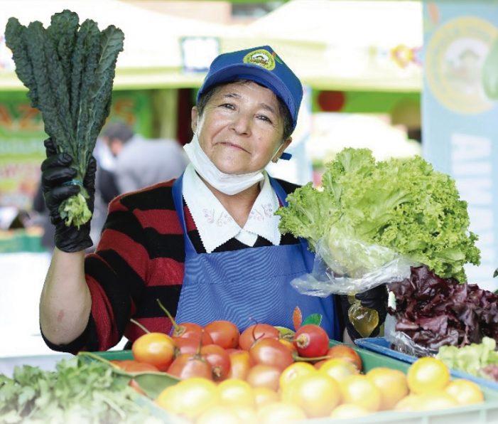 El 1° de junio arrancan los Mercados Campesinos 2018 en la Plaza de Bolívar de Bogotá