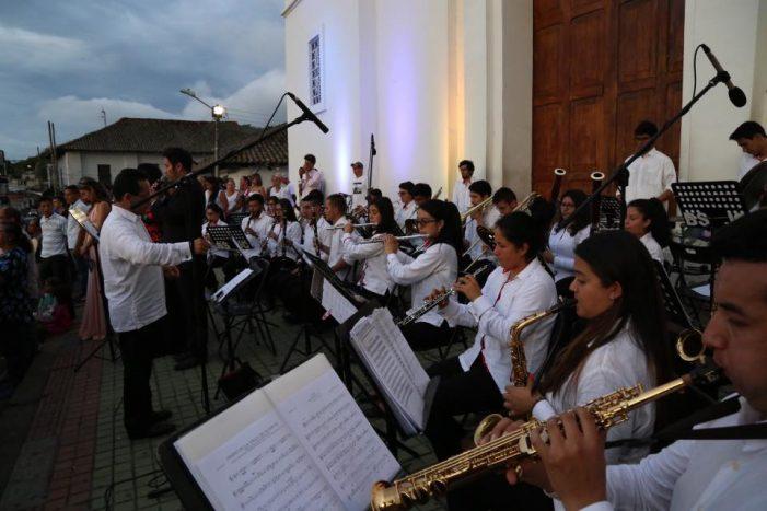 100 bandas musicales inscritas a los encuentros pedagógicos de Cundinamarca