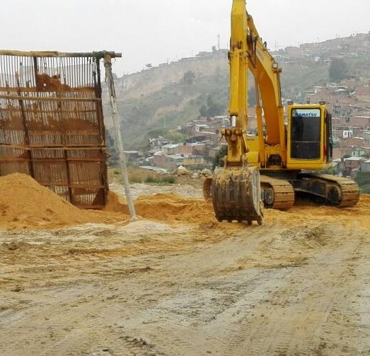 Soacha, uno de los municipios con mayor actividad minera ilegal en Cundinamarca