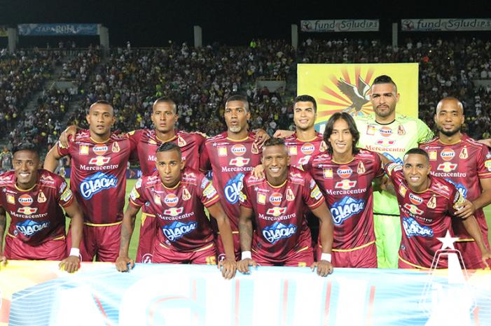 ¡Hazaña! Deportes Tolima campeón de la Liga Águila 2018-I